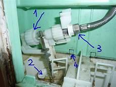fuite wc suspendu linternaute