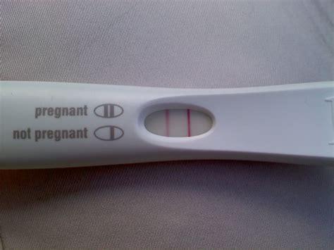 Fake Graviditetstest