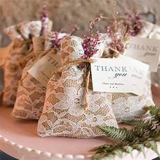 Wedding Tokens Ideas