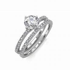 engagement ring wedding band solitaire diamond rings at best prices in india sarvadajewels com