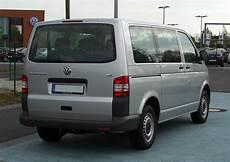 File Vw Transporter Kombi 2 0 Tdi T5 Facelift