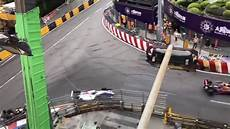 Macau Gp 2018 Formula 3 Crash Floersch