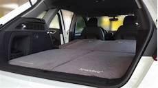 Skoda Superb Kofferraum Maße - sleeping in the car audi a3
