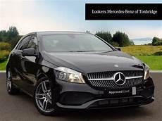 Mercedes A Klasse Schwarz - mercedes a class a 200 amg line executive black