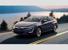 2018 Honda Clarity Plug in Hybrid priced at $34,290   The