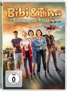 bibi und tina 4 tohuwabohu total dvd bei weltbild de