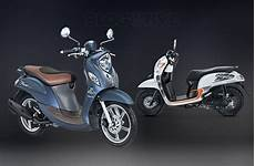 Modifikasi Fino Grande by Komparasi Spesifikasi All New Scoopy 2017 Vs New Fino