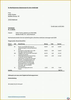 privat rechnung erstellen perfekt 13 privatrechnung vorlage word kostenlos