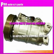automobile air conditioning repair 2006 nissan quest auto manual aliexpress com buy new air conditioning compressor for car nissan serena 2006 506211 9310 from
