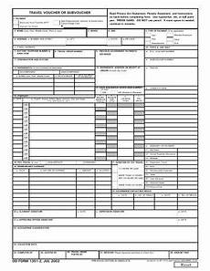 dd form 1351 2 mar 2008 travel voucher or tricare