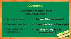 worksheets present tense 19016 simple present tense
