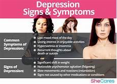 Depressionen Symptome Frau - depression hormonal imbalance symptoms shecares