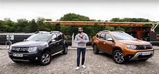 2018 Dacia Duster Faces Its Predecessor In Review