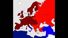 the history of europe part 12 ww4 youtube