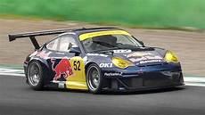 porsche 996 gt3 rsr sound accelerations fly bys