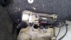 kontrolle hydraulik 246 l hydraulik pumpe verdeck peugeot 206