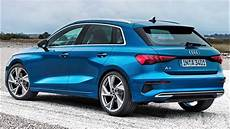 2021 audi a3 sportback driver focused compact hatchback youtube