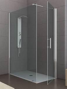 box doccia 2 lati cabina box doccia cristallo 6 mm 2 lati porta battente su