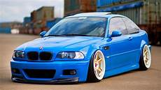 bmw m3 e46 coupe tuning air suspension hd 1080p