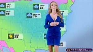 Weather Woman Porn