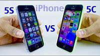 iPhone 5S vs iPhone 5C Comparison