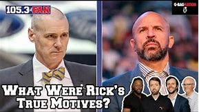 Why Did Carlisle Endorse Kidd On The Way Out? | GBag Nation