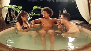 Eric Andre Dick Uncensored