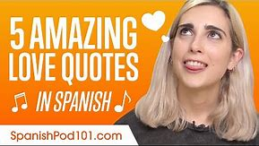 5 Amazing Love Quotes From Spanish Songs