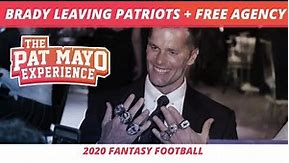2020 NFL Free Agent Signings Day Two, NFL Trades, Tom Brady, Philip Rivers, Stefon Diggs, More