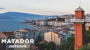 This is Izmir, Turkey