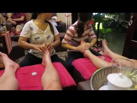 Asian Girl Massage Happy Ending