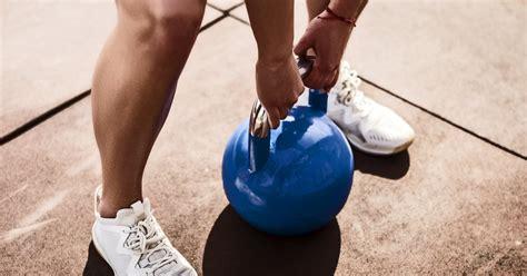 popsugar kettlebell fitness beginners