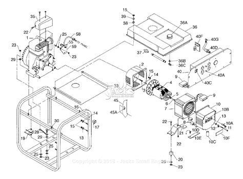 powermate  coleman pm parts diagram