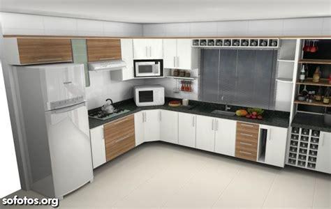 Cozinha Planejada Com Janela