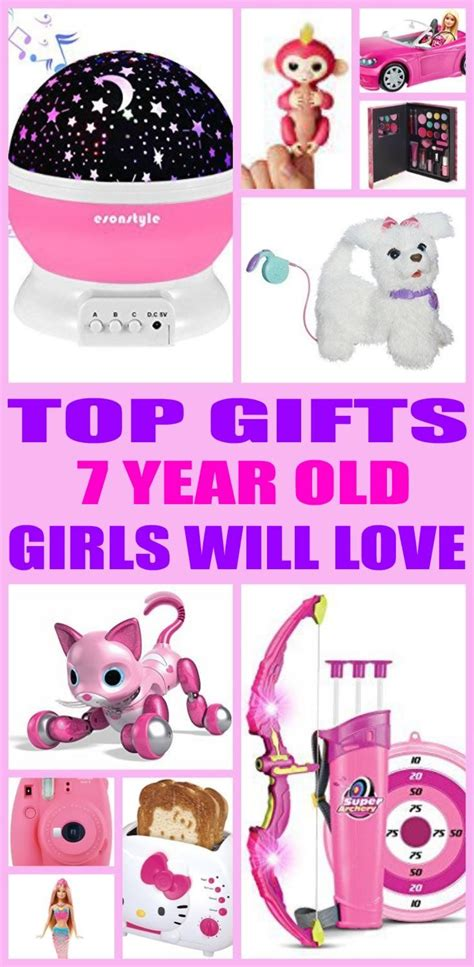 Best Gifts 7 Year Old Girls Will Love  Girl Birthday, Toy And Birthdays