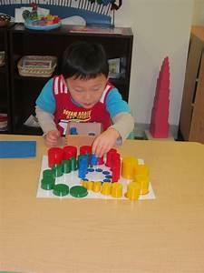 Pathway Montessori Preschool – Cylinders