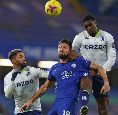 Aston Villa Players Rated In Stalemate Vs Chelsea - The ...