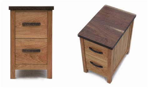 prairie  mission style hardwood office furniture