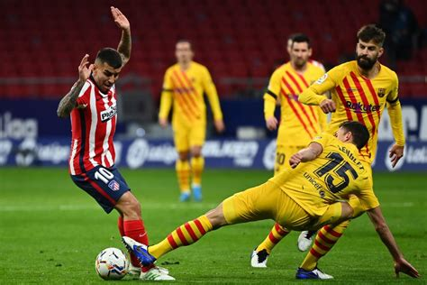 Barcelona player ratings vs Atletico Madrid - The 4th Official