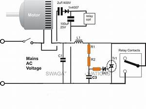 Soft Start Motor Starter Wiring Diagram