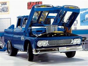1960 Chevy Pickup - Trucks In Miniature