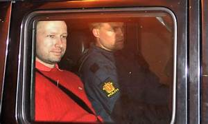 Norwegian Killer Anders Behring Breivik Wrote About Anabolic Steroids