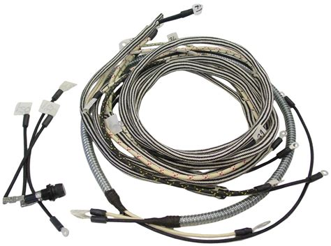 How Made I A Tractor Wiring Harnes by Wiring Harness Ih Parts Ih Tractor Parts