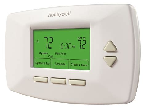 Day Conventional Programmable Thermostat Rthd