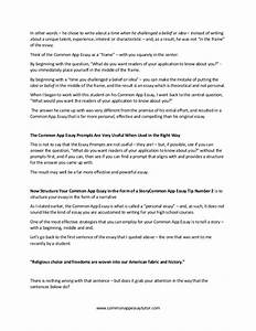 Descriptive Essay Topics For High School Students Common App Essay Titles  Pdf Business Essay Writing Service also English Essay Story Common App Essay Title Essay On Favorite Movie Common App Essay  College Essay Papers