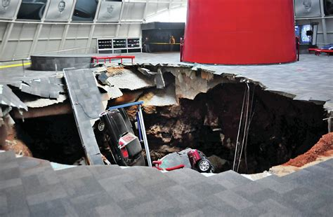 corvette museum sinkhole images 301 moved permanently