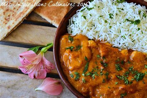 cuisine espagnole facile le butter chicken recette indienne le cuisine de samar