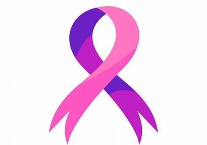 Cancer Breast Ribbon Awareness Clip Pink Vector