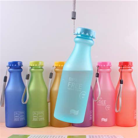 botol minum bpa free 550ml blue jakartanotebook com