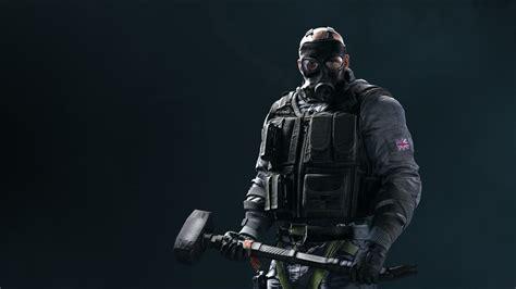 siege v駘o rainbow six siege operator sledge vorstellung 01